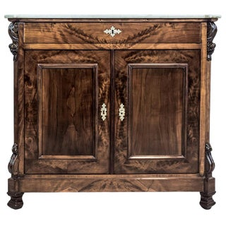 Louis Philippe Cabinet, Circa the 2nd Half of the 19th Century For Sale