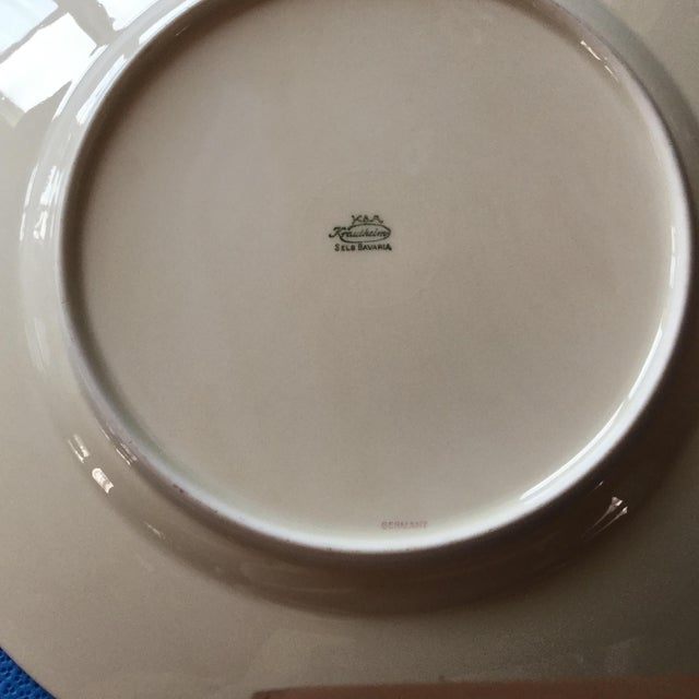 Krautheim Selb Bavaria Fine China - Set of 9 For Sale - Image 6 of 9