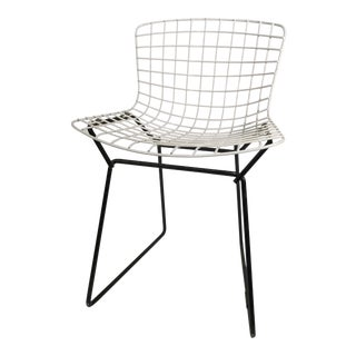 Mid Century Modern Harry Bertoia for Knoll Children's Wire Chair For Sale