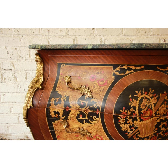 Mid 18th Century Jean-François Oeben Louis XV French Commode For Sale - Image 5 of 11