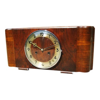 Art Deco coat watch by Junghans For Sale