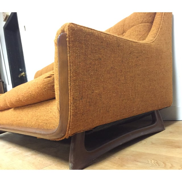 Mid Century Pearsall Style Sofa - Image 4 of 9