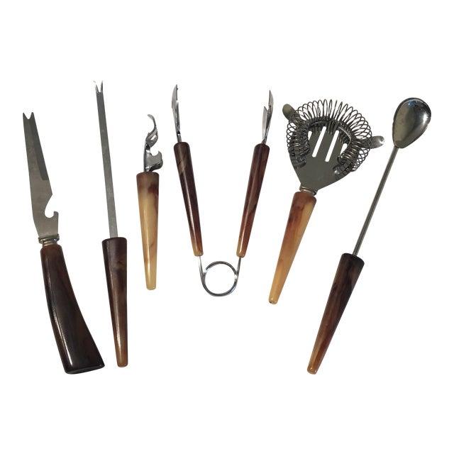 Vintage British Barware Set - Image 1 of 6