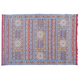 Moroccan Rug - 8'8'' X 5'10'' For Sale