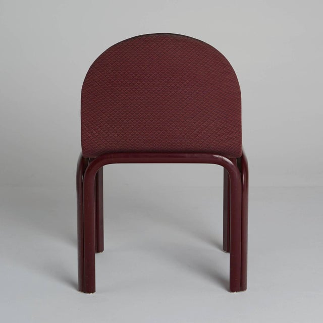 Gae Aulenti Knoll Model No. 54a Dining Set - Image 7 of 9