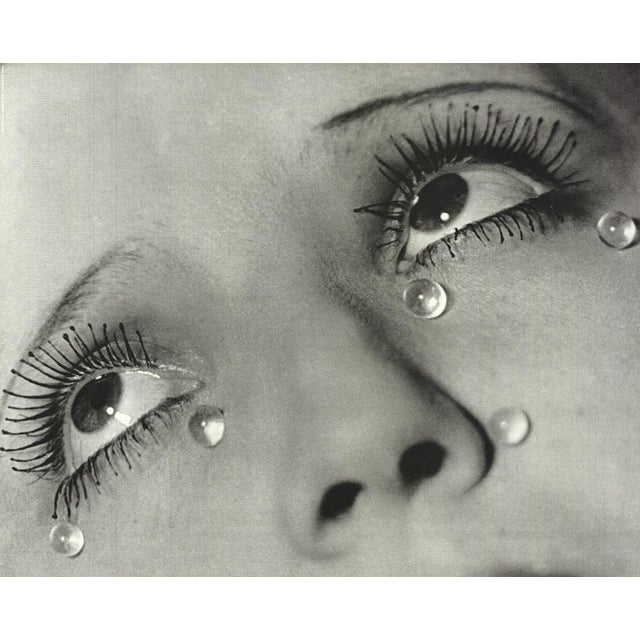 "Man Ray ""Glass Tears"" Man Ray Lithograph For Sale - Image 4 of 4"