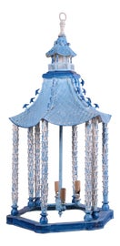 Image of Chinoiserie Chandeliers