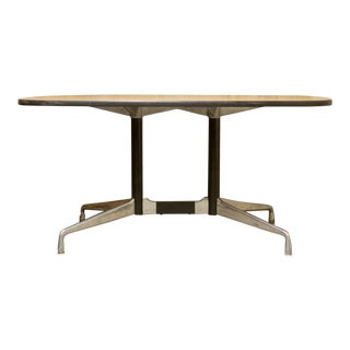 1990s Mid-Century Modern Charles and Ray Eames for Herman Miller Conference Table For Sale