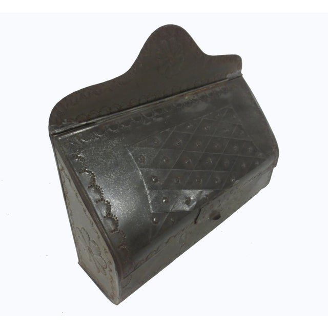 Embossed Tin Document Case - Image 2 of 9