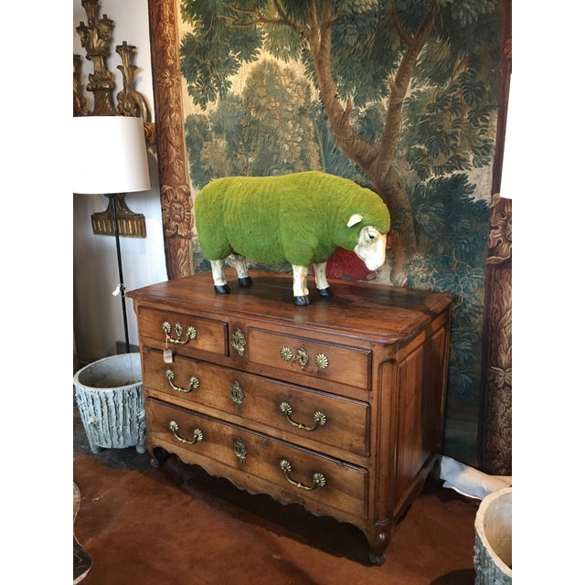 18th Century Louis XV Walnut Commode For Sale - Image 12 of 12