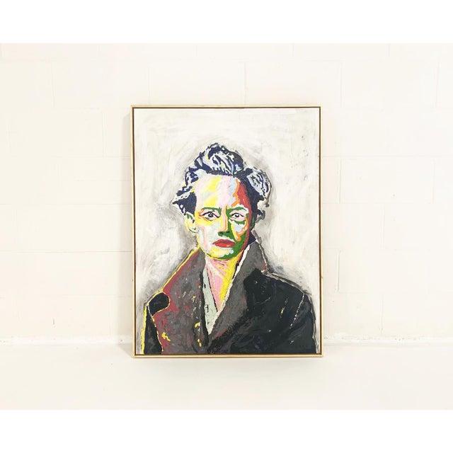 John O'Hara. Av. Encaustic Painting. For Sale - Image 10 of 10
