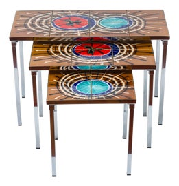 Image of Traditional Nesting Tables