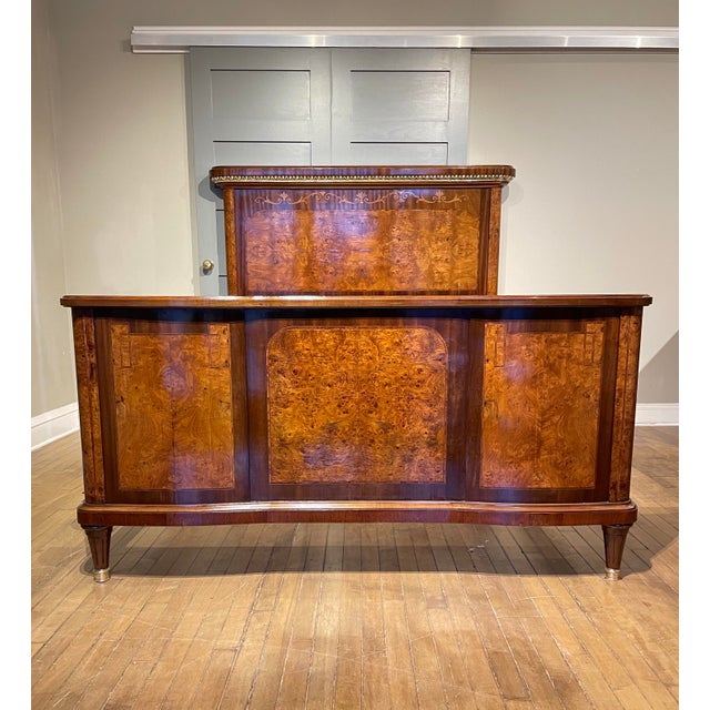 19th Century French Empire Bed For Sale - Image 10 of 10