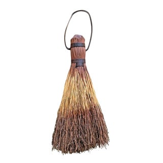 Right Proper Handmade Cornbroom Brush For Sale