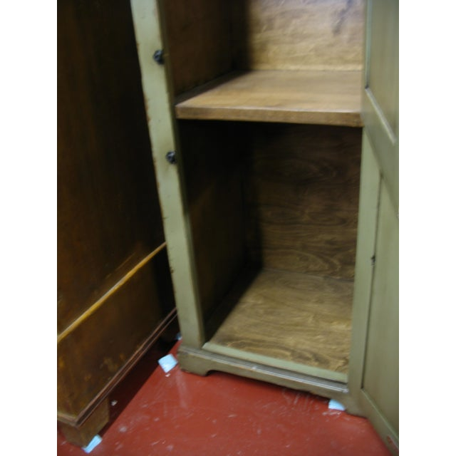 Distressed Cupboard / Armoire - Image 4 of 5