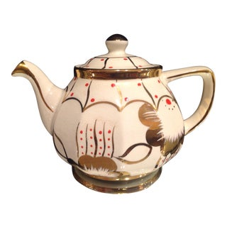 English Fanciful Teapot