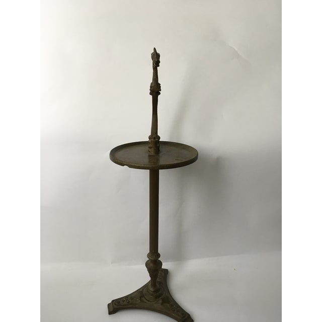 Iron Dragon Side Table - Image 3 of 11