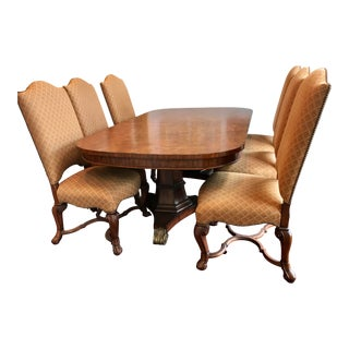 Ernest Hemingway Collection by Thomasville Furniture Dining Room Set For Sale