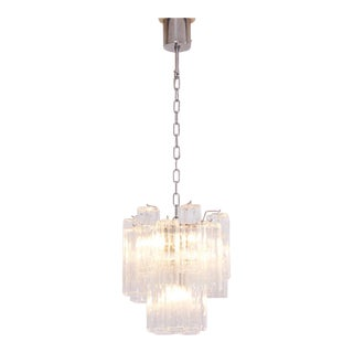 Murano Glass Tronchi Chandelier