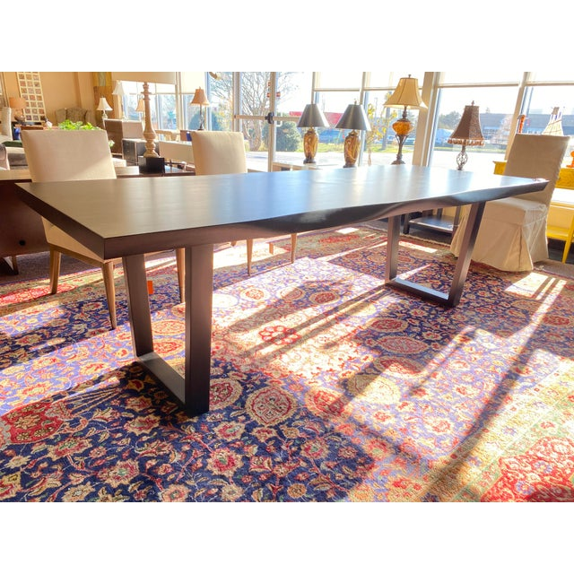 Modern Mitchell Gold Bob Williams Kimora Dining Table For Sale - Image 9 of 9