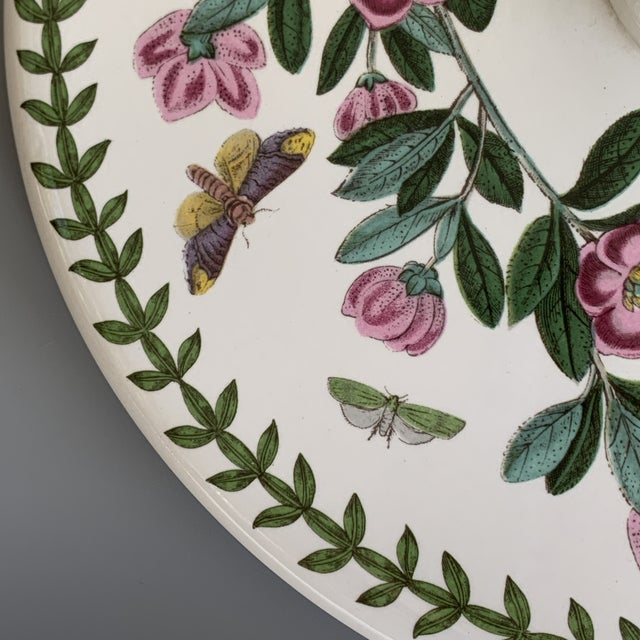 English Portmeirion Botanic Garden Rhododendron Covered Casserole Tureen For Sale - Image 10 of 12