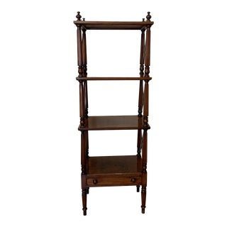 19th Century Wooden Etagere For Sale