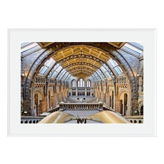 """The National History Museum"" Framed Photography Print on Archival Paper by M. Beck For Sale"