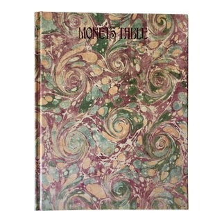 """""""Monet's Table""""-Cooking Journals of Claude Monet-1990 For Sale"""