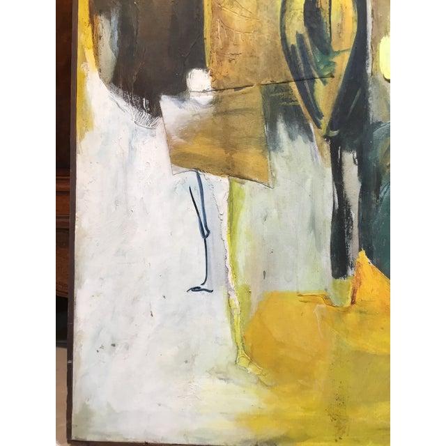 Mixed Media Original Oil Painting - Image 8 of 11