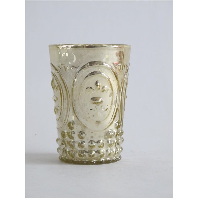Mercury Glass Votive - Image 3 of 3