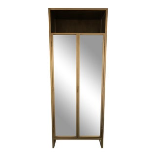 New Vision-Airy Display Cabinet From Caracole For Sale