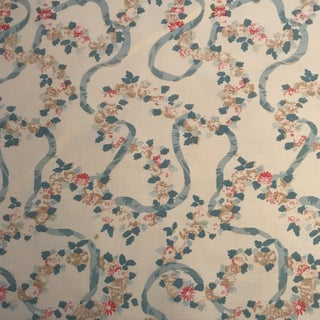 """Bennison """"Ribbons"""" Fabric For Sale"""
