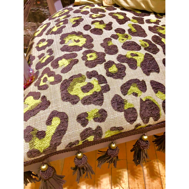 """""""Purple Pearl"""" Chair For Sale - Image 4 of 8"""