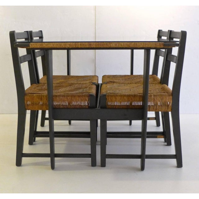 Domus Dining Set by Michael van Beuren For Sale - Image 4 of 9