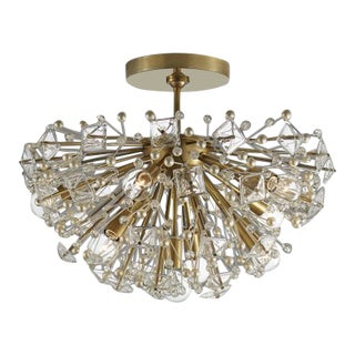 Dickinson Medium Semi-Flush Chandelier