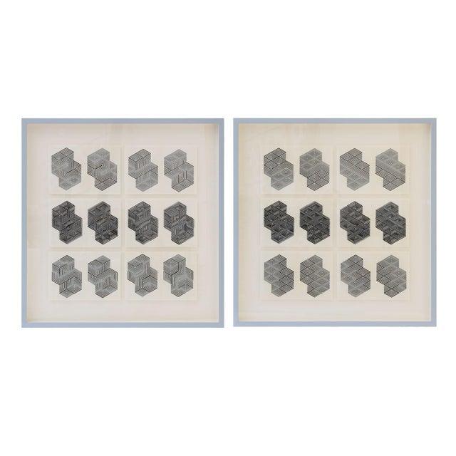 Original Letterpress Prints For Sale - Image 12 of 12