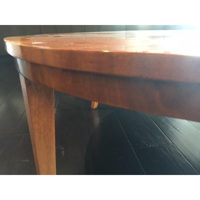 Stunning Round Coffee Table - Image 8 of 8