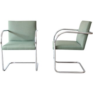 Brno Sage Green Club Chairs by Gordon International, 7 Available