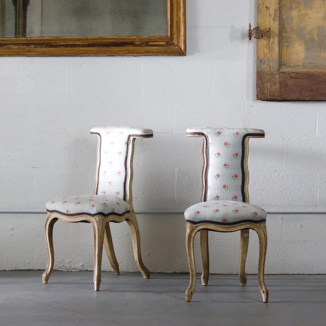 Prie Dieu Chairs For Sale In West Palm - Image 6 of 6