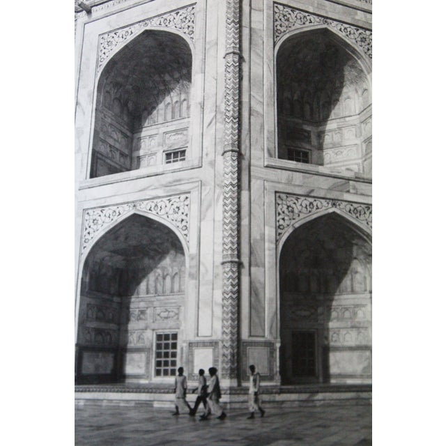 Taj Mahal Architectural Photograph For Sale - Image 4 of 6