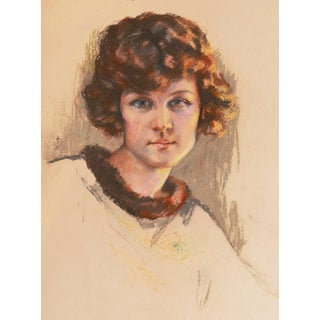 Vancouver Girl by George Wilburton Colby, 1920 For Sale