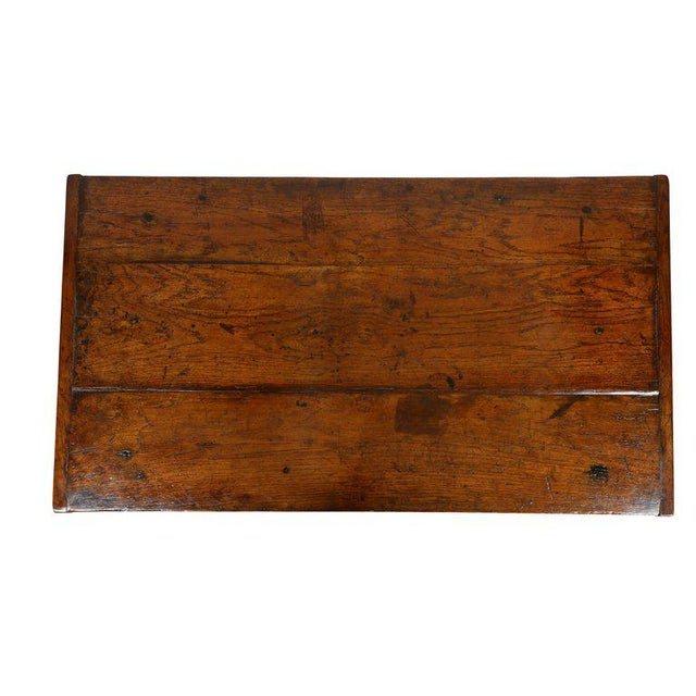 Traditional Charles II Oak Tavern Table For Sale - Image 3 of 12