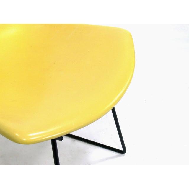 Vintage knoll bertoia yellow fiberglass wire side chairs a pair vintage knoll bertoia yellow fiberglass wire side chairs a pair image 7 of 9 keyboard keysfo Images