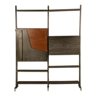 Mid-Century Modern Modular Etagere For Sale