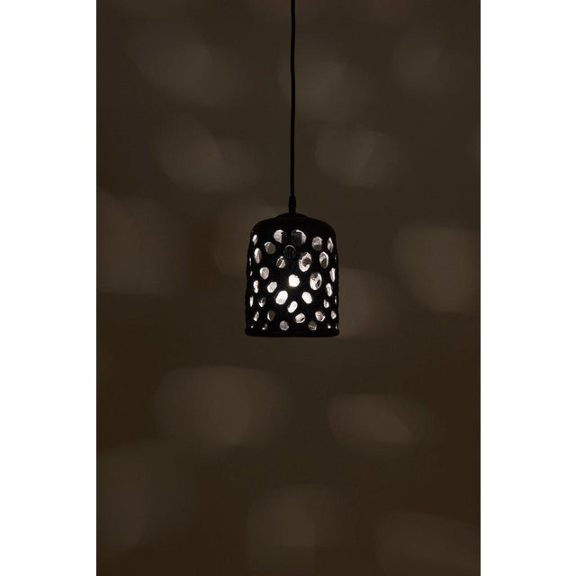 Stan Bitters Stan Bitters Lantern in Glazed Ceramic, Usa, 2017 For Sale - Image 4 of 5