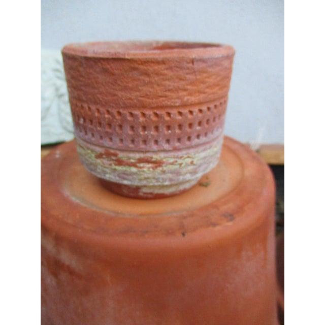 Mid-Century Italian Ceramic Pot - Image 4 of 7