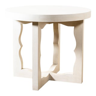 Modern Cyma Reverse Table For Sale