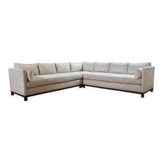 Mitchell Gold Clifton Sectional Sofa