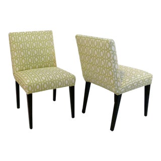 1950s Vintage Widdicomb Side Chairs- a Pair For Sale