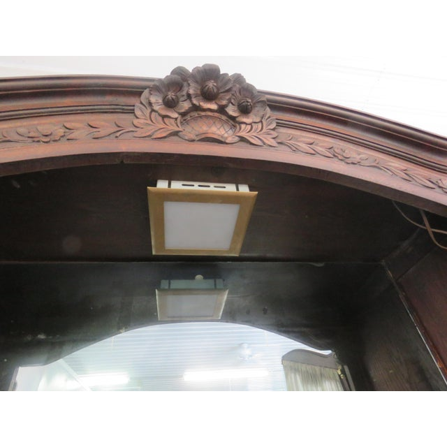Louis XV Style Normandy Cupboard For Sale - Image 10 of 13